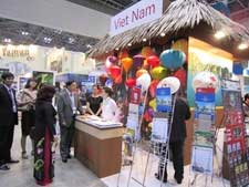 VN joins Asia's largest travel fair in Japan