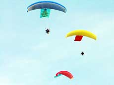 Danang International Paramotor Competition to be held in 2012